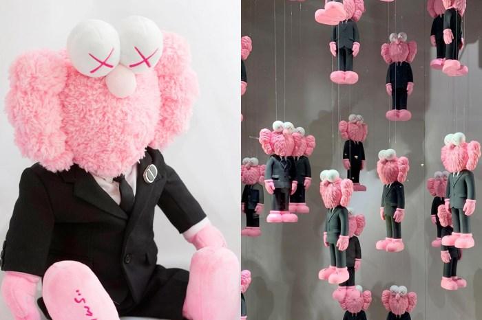 買一隻玩偶要付出的代價!Kaws x Dior 定價公開,絕對會讓你嚇到扶下巴