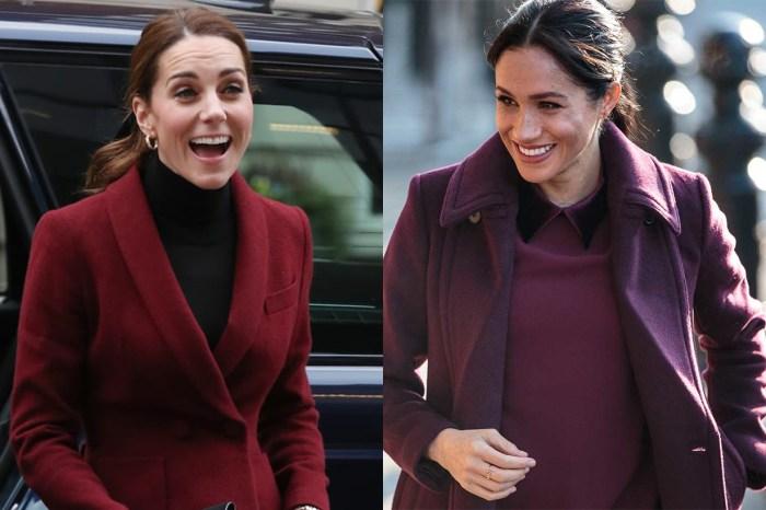 兩位王妃的穿衣品味大不同,只因梅根不想被指「抄襲」凱特!