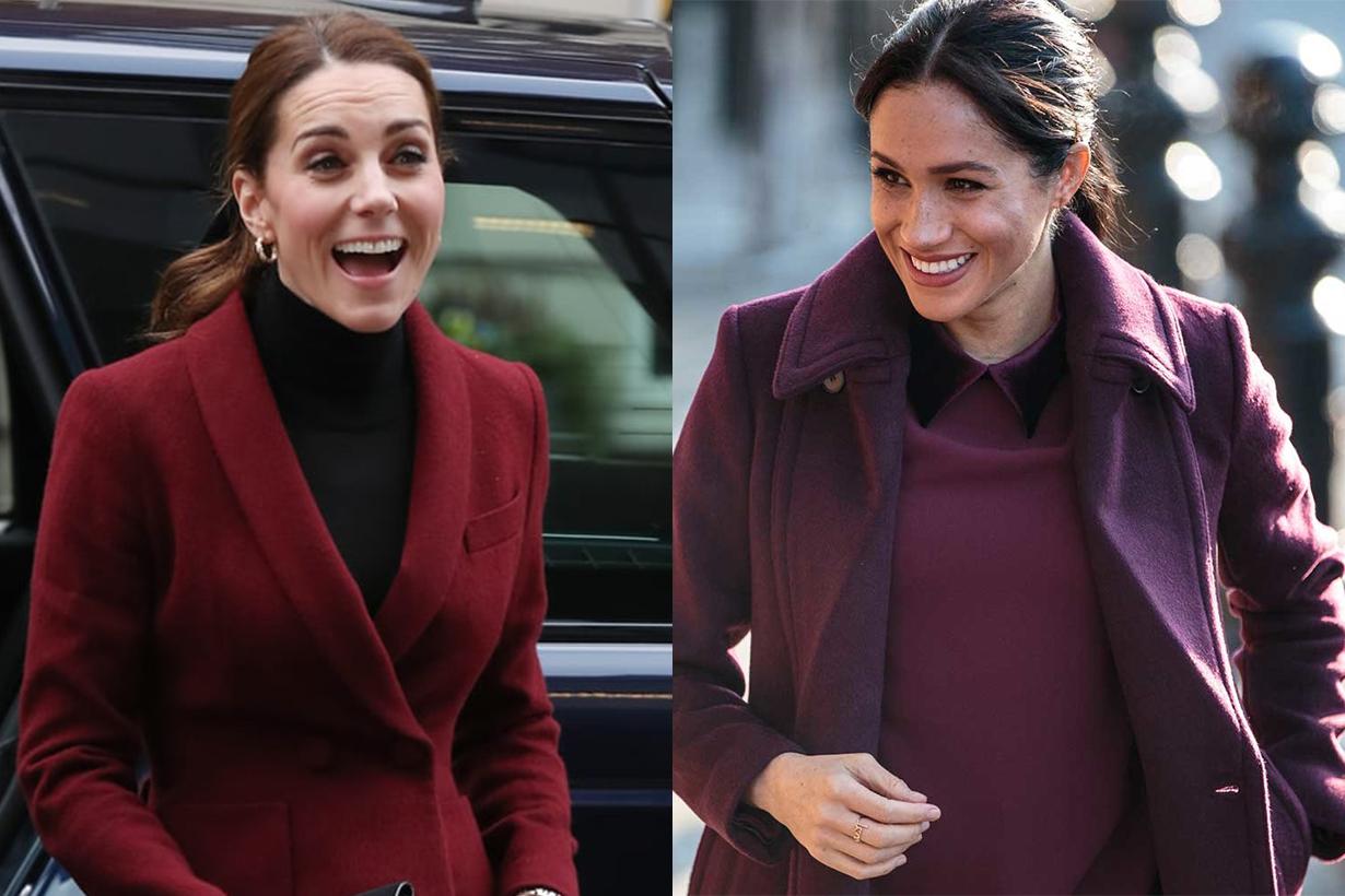 Meghan Markle Avoid Dressing Like Kate Middleton