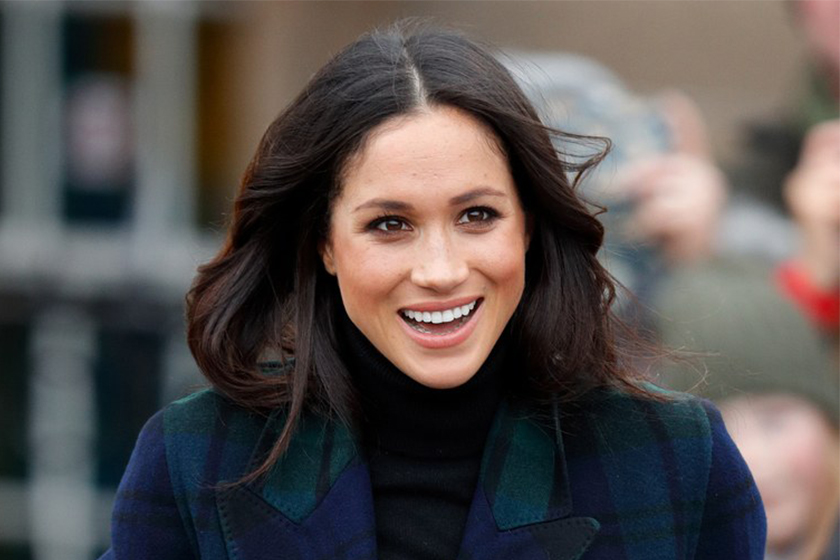 Meghan Markle Sayonara Zara Party