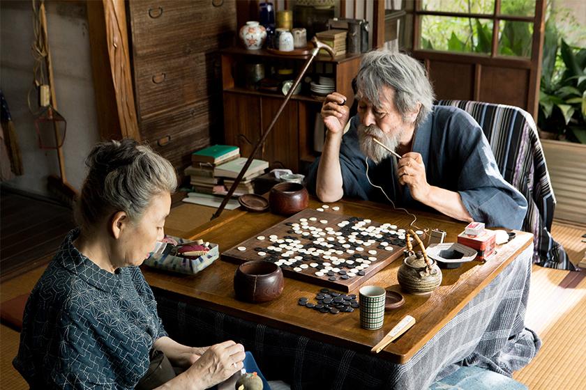 Mori The Artists Habitat japan movie Kumagai Morikazu