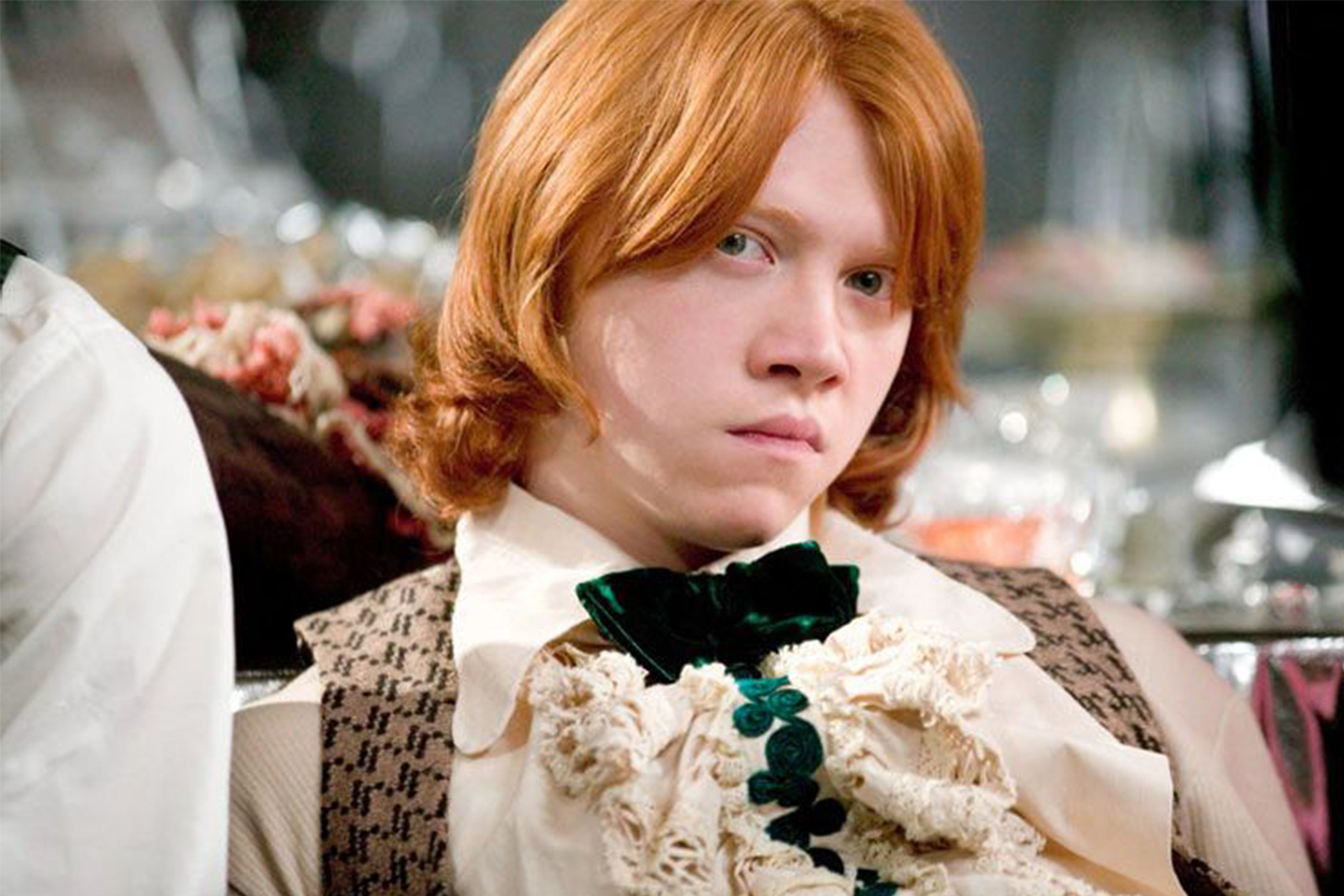 Rupert Grint Can't Watch Past The Third Harry Potter Movie