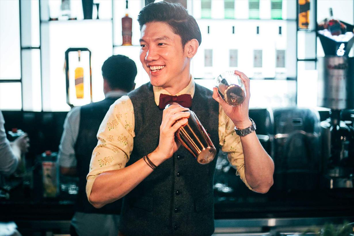model bartender Ronnaporn Neung Kanivichaporn coming to taipei