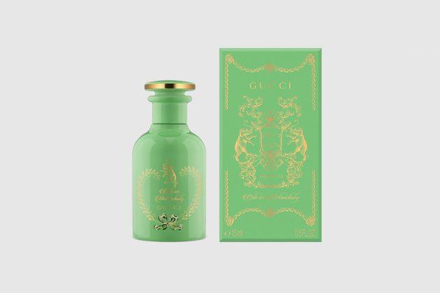 Gucci The Alchemist's Garden new luxury scent collection
