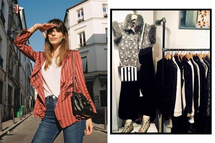 法國女生在哪裏買 Vintage Chanel?她們私藏的 4 間巴黎古着店!