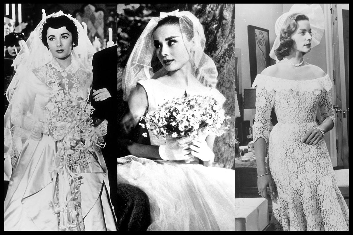 20 of the most unforgettable film wedding dresses
