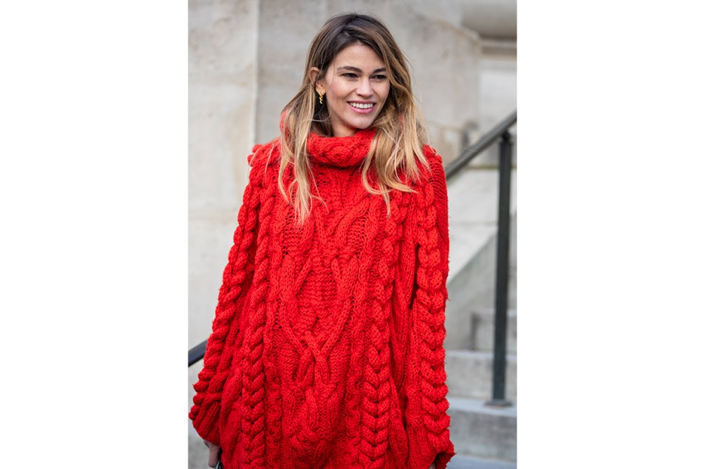 Red Street Style from Chinese New Yea 2019