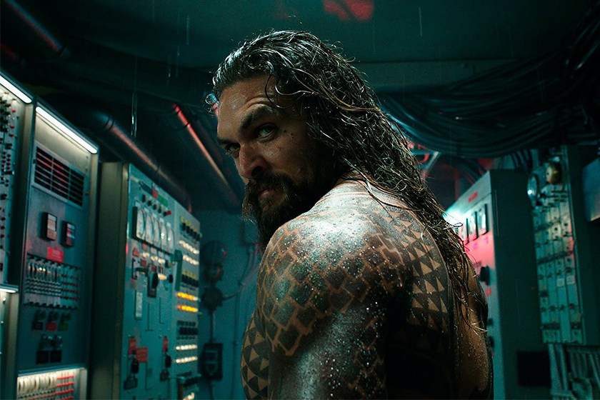 aquaman 2 warner bros confirms in development