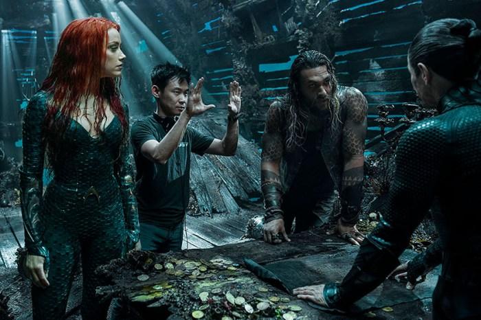 導演直罵《水行俠》男主角長髮礙事!2 分鐘解構海底世界是怎樣拍出來!