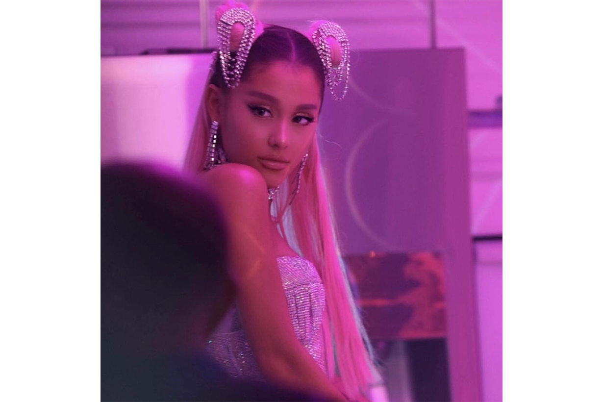 Ariana Grande New song 7 rings new style trendy