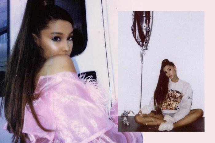 Ariana Grande 霸氣回應戀情問題,告訴女生們新一年都該有的新戀愛態度!
