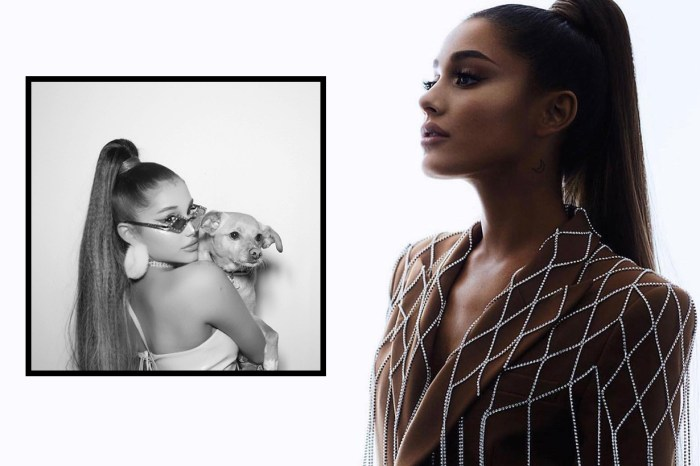 Ariana Grande 帶起的這種新風潮,將會成為耳環的最新戴法!