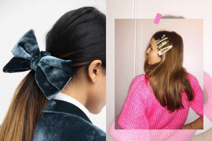 愛美的女孩注意!滿滿的髮飾靈感照,以後記得 Tag 這 IG 新帳戶!