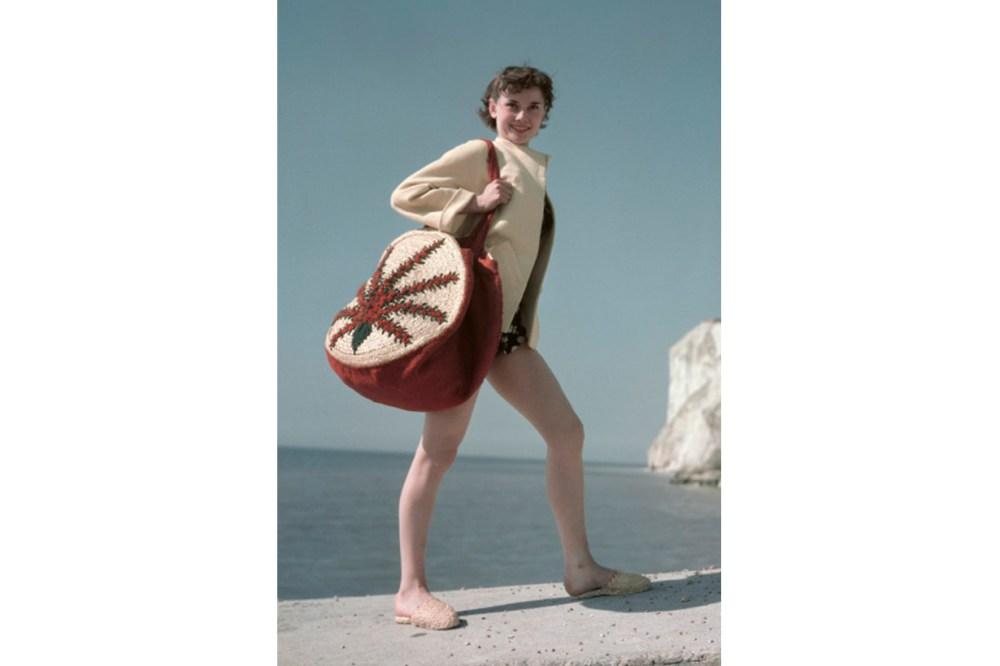 Audrey Hepburn Beach
