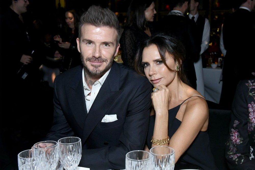 Victoria Beckham David Beckham divorce rumors