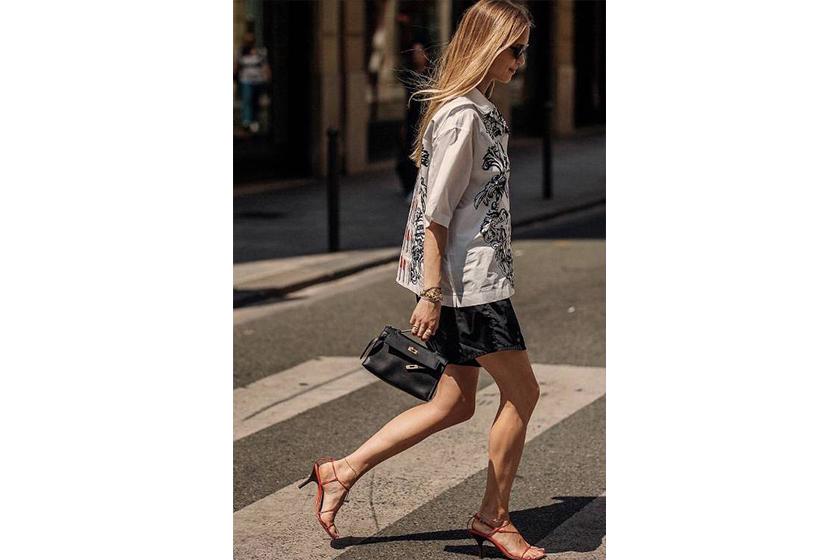 Hermès Kelly Streetstyle