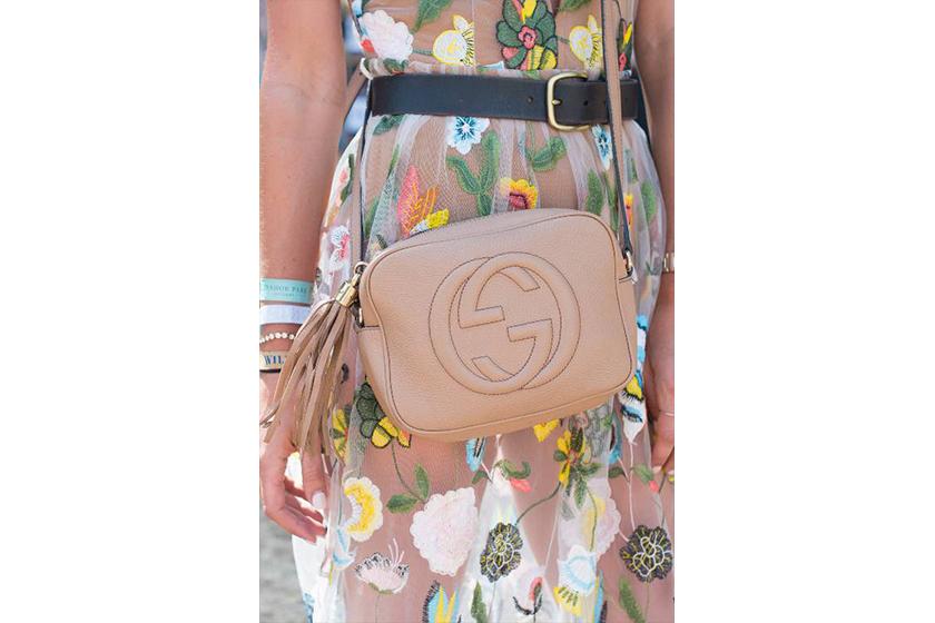 Gucci Soho Street Style
