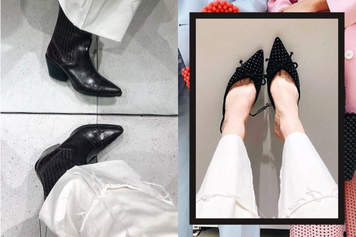 平價貨穿出大牌感:外國時尚編輯實測 Zara 今季鞋款,這 5 雙最值得入手!