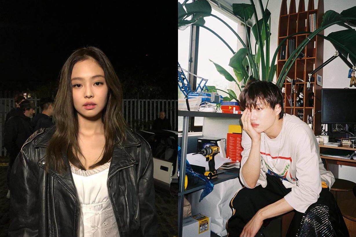 Blackpink Jennie Exo Kai Broke Up Dispatch YG Entertainment SM entertainment Celebrities couples