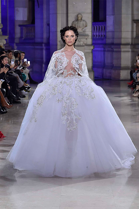 bridal spring 2019 couture