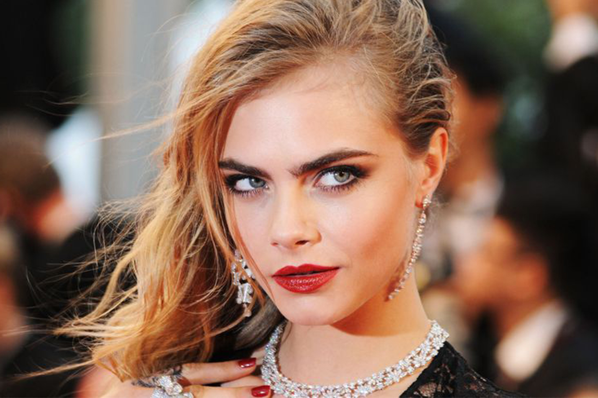 Cara Delevingne Has Lost 100,000 Followers On Instagram After Speaking Out About R Kelly