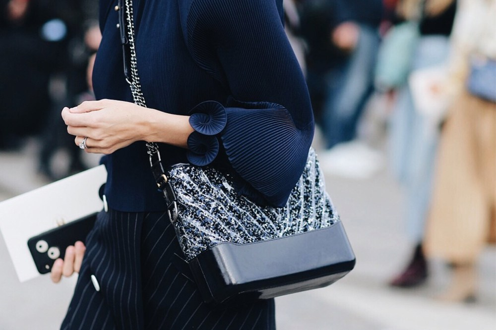 Chanel Gabrielle Street Style