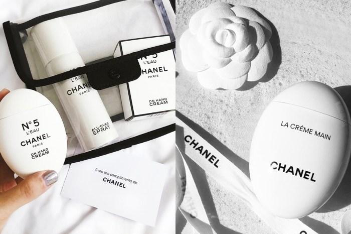 擁有 Chanel 護手霜的你注意,這個方法可以讓你一滴也不浪費!