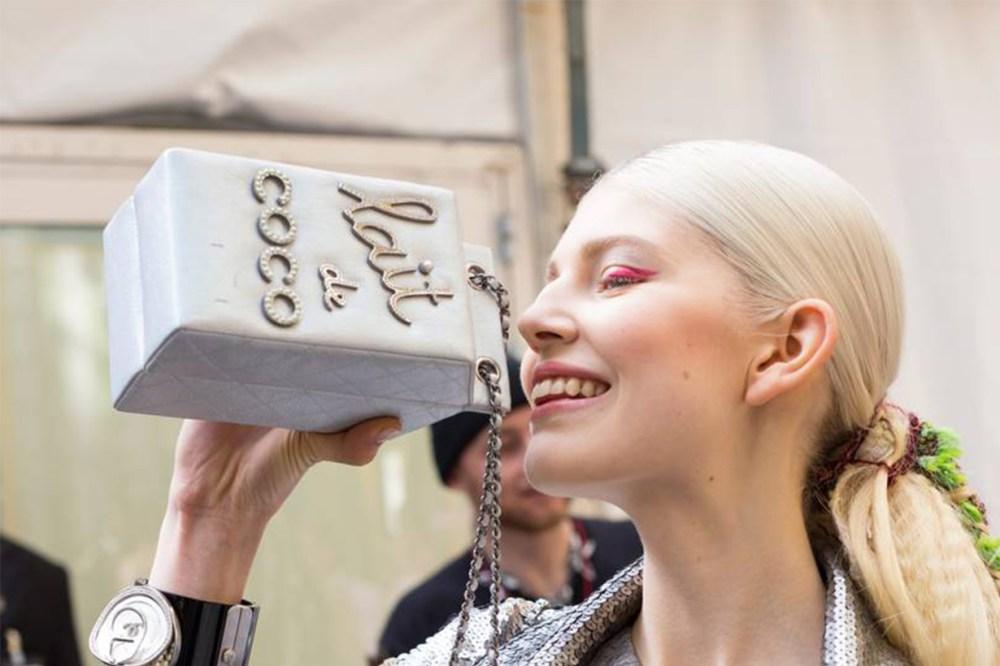 Chanel Milk Carton