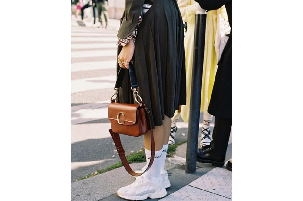 Chloe Chloe C Bag Street Style