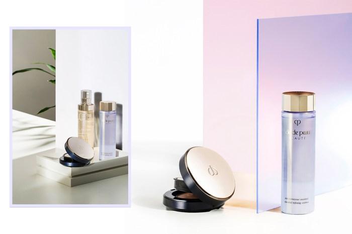 想達至零毛孔完美妝容?你獨欠 Clé de Peau Beauté 最新精華水及粉餅組合!