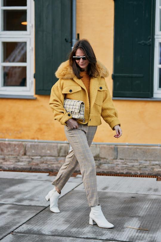 Copenhagen Fashion Week street style fw 2019