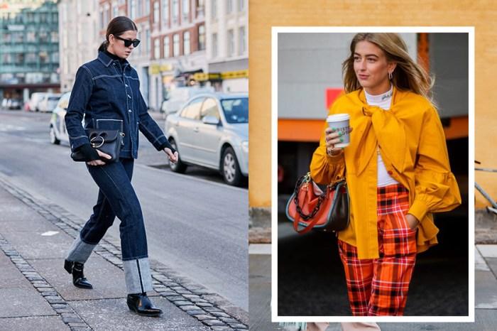 哥本哈根時裝周街拍:掌握北歐人都會的這個穿搭秘技,一秒就能變時尚!