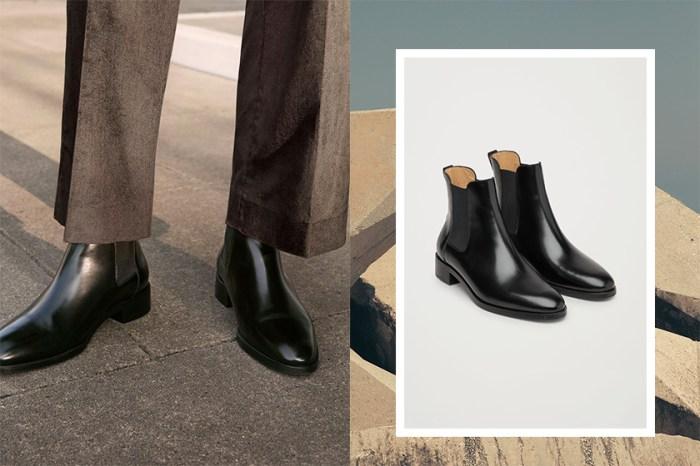 還在找可以穿一輩子的簡約 Ankle Boots?這個品牌就有你想要的款式!