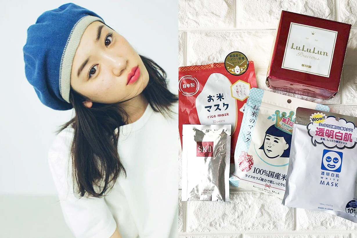 Cosme 2018 Top sellers Masks KEANA NADESHIKO Ishizawa Lab LuLuLun Saborino Morning Mask Japanese skincare J Beauty