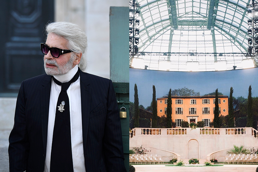 karl lagerfeld missed chanel 2019 couture show