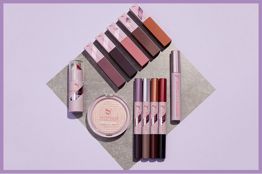Puma x Maybelline New York Makeup Collection
