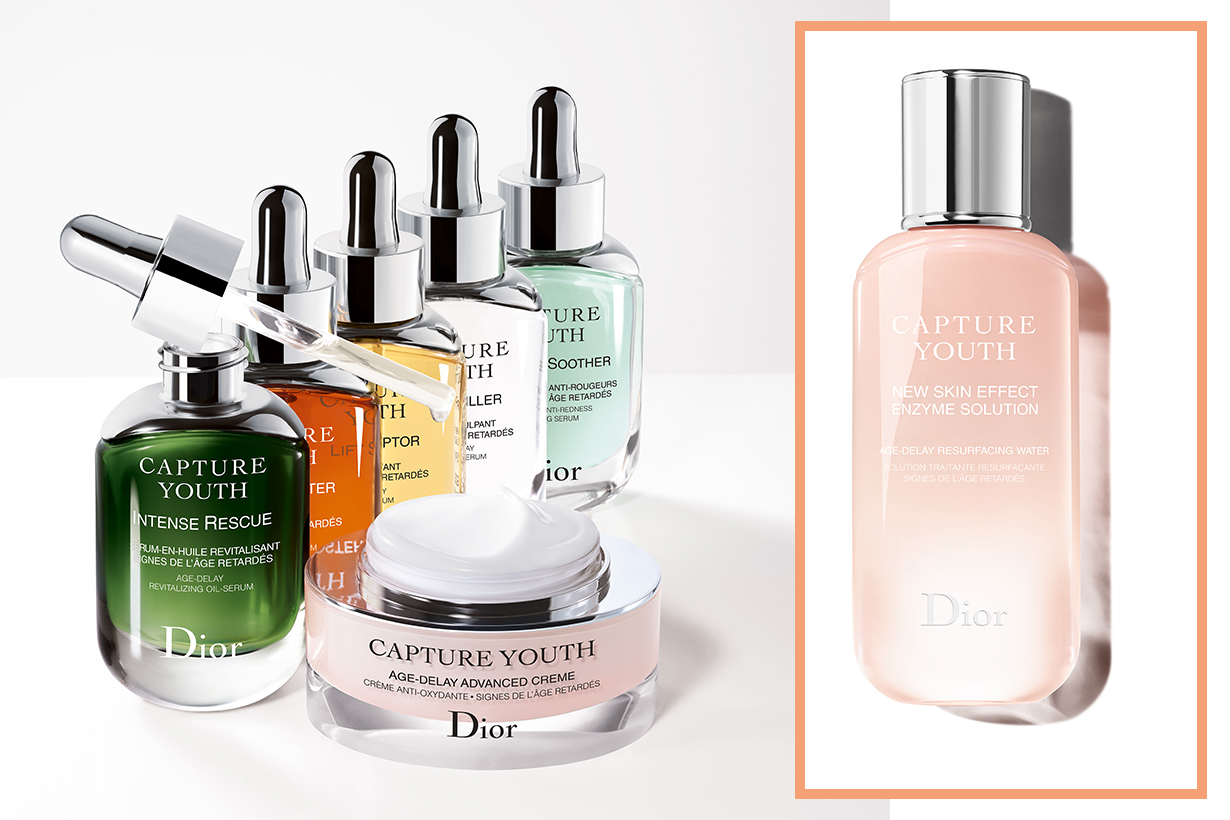 dior capture youth skincare collection