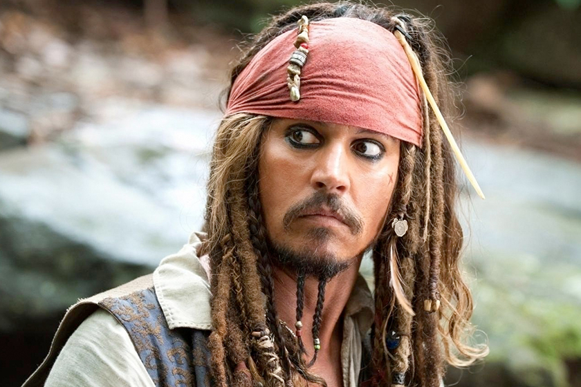 disney pirates caribbean johnny depp salary reboot
