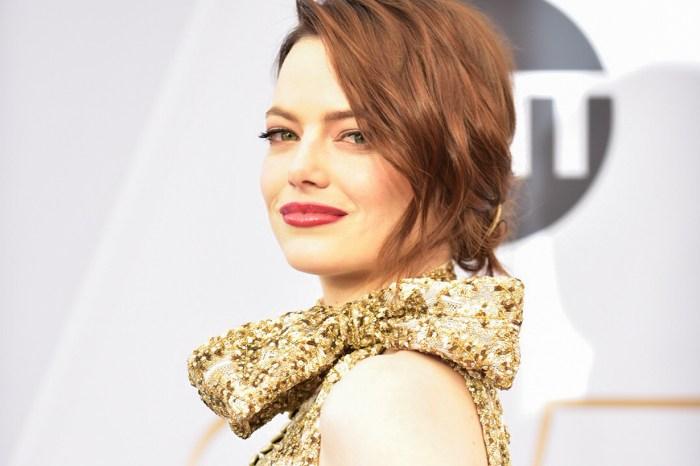 Emma Stone 與「蜘蛛俠」分手後首次認愛了!與新男友甜蜜走過紅地毯