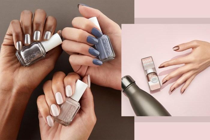 從最初只有 12 色,到現在已經成為許多名人最愛的指甲油品牌!
