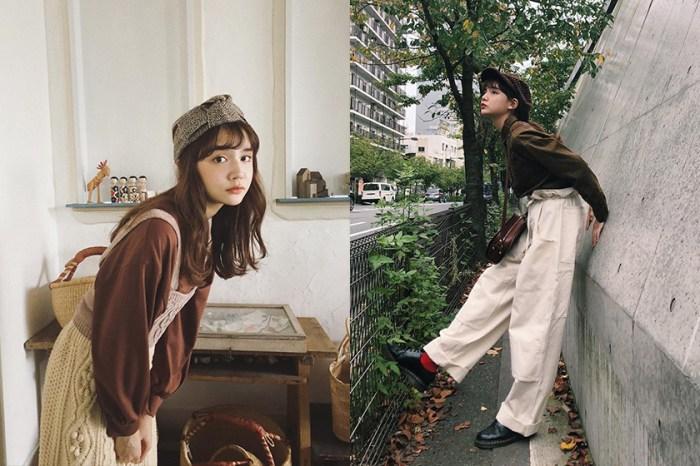 遇見鄰家女孩:日雜御用模特村田倫子,迷上她的「青文字系」穿搭!