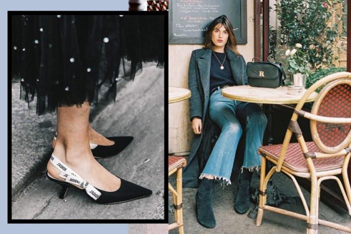法國女生鞋櫃裡必備的 5 款鞋子,優雅與隨性是這樣穿出來的!