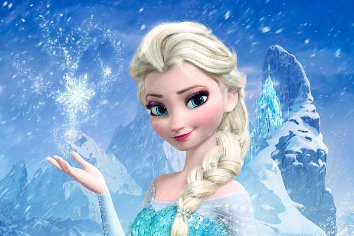 《Frozen 2》Elsa 公主全新造型外洩,瞬間掀起網民暴動!