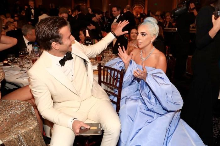 金球獎上 Bradley 與女友大放閃,Lagy Gaga「眼神死」的花絮讓人又哭又笑!