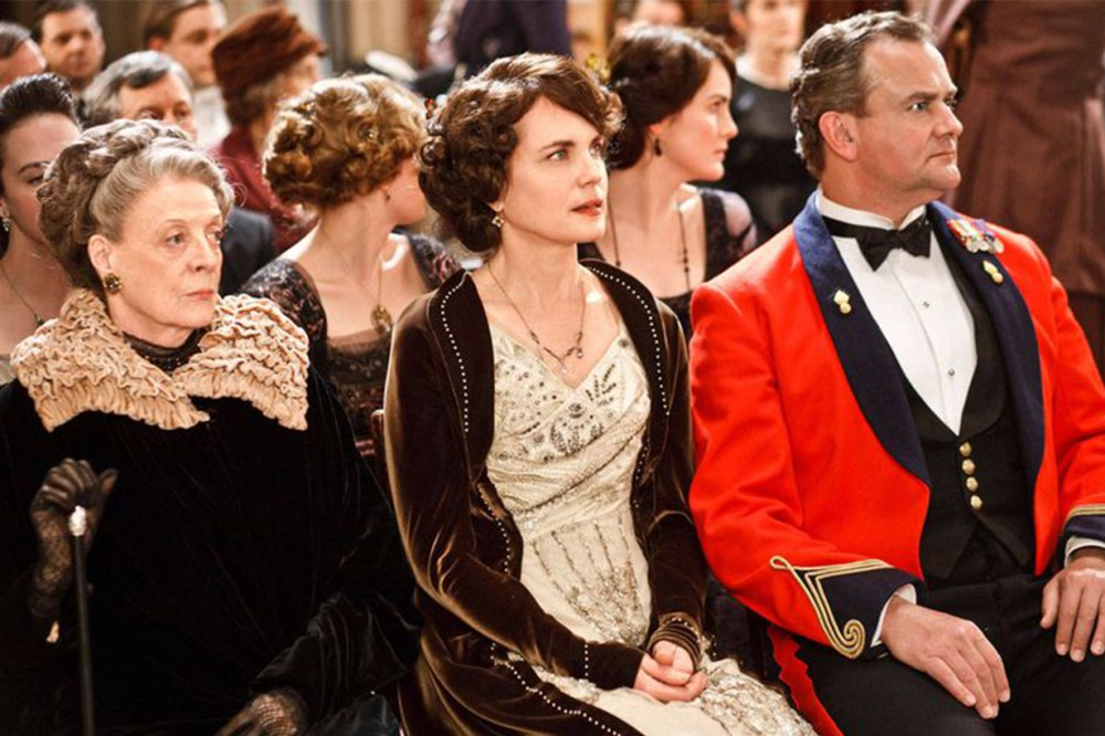 Downton Abbey Cora