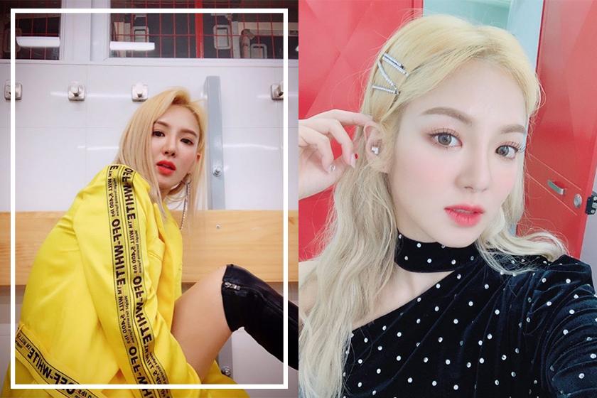 girls generation hyoyeon kim better look brow makeup