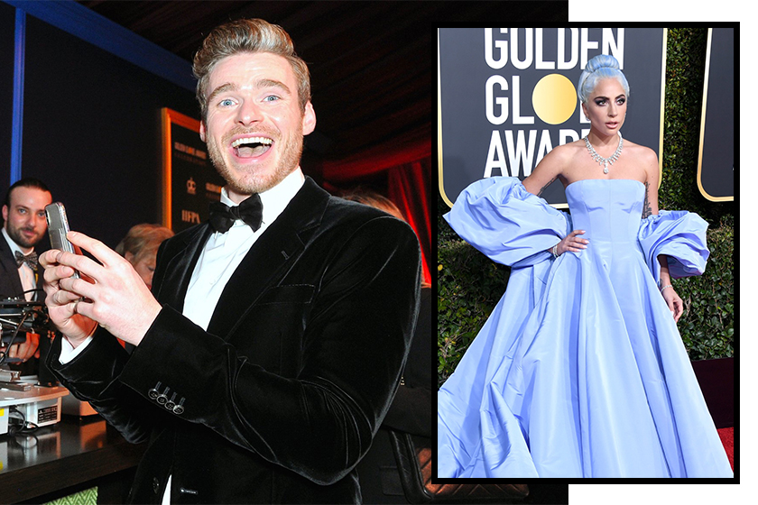 gloden globes 76th 2019 special moments