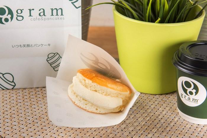 Gram Cafe & Pancakes 旗艦店開幕!鬆軟的班戟還提供外帶服務