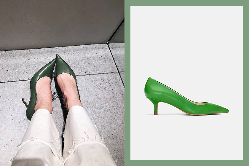green-heels
