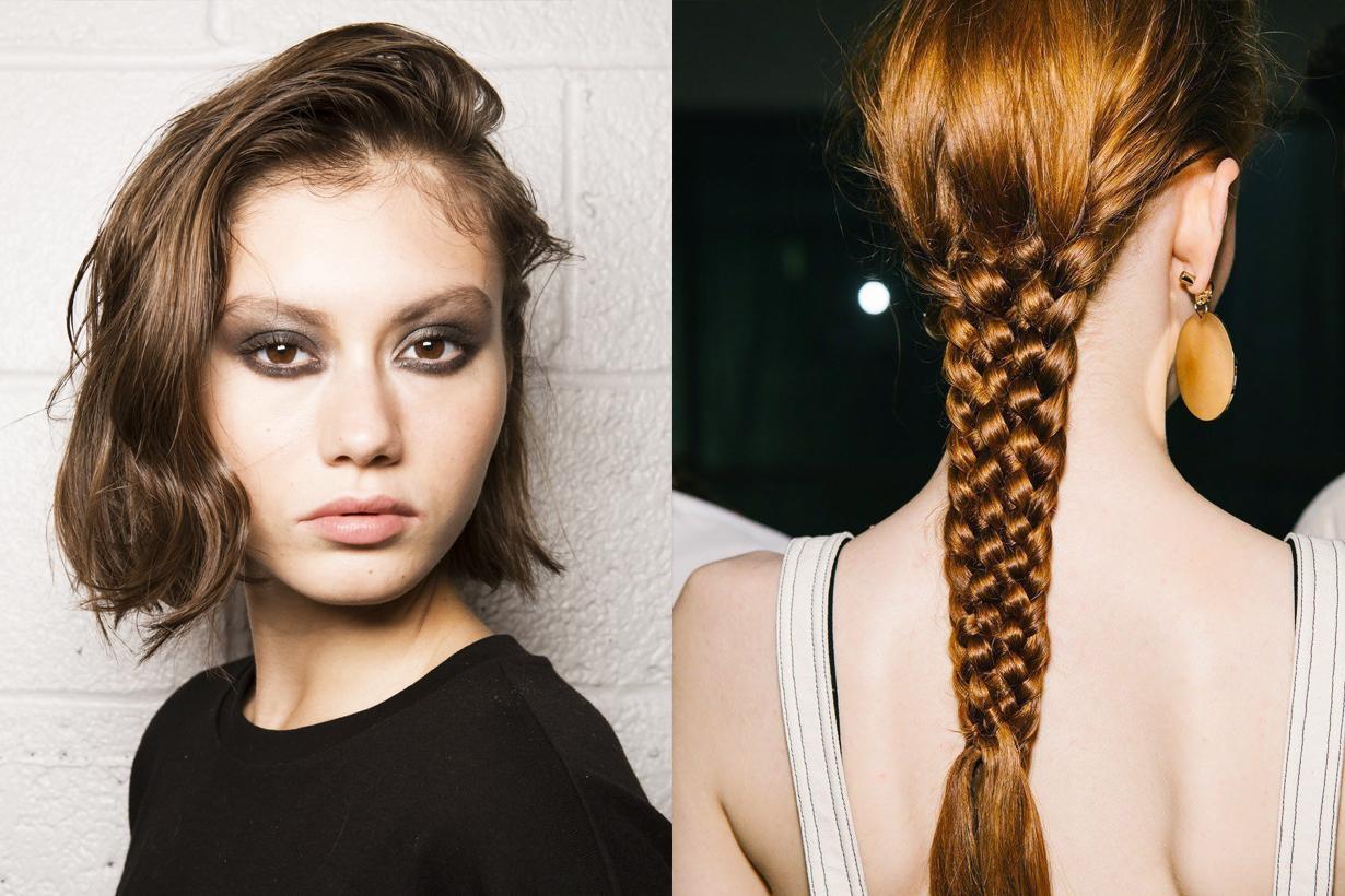 Long Hair Short Hair Curly Hair Wavy Hair Braided Hair Hairstyles Ideas Hair Styling Accessories Hair Colour